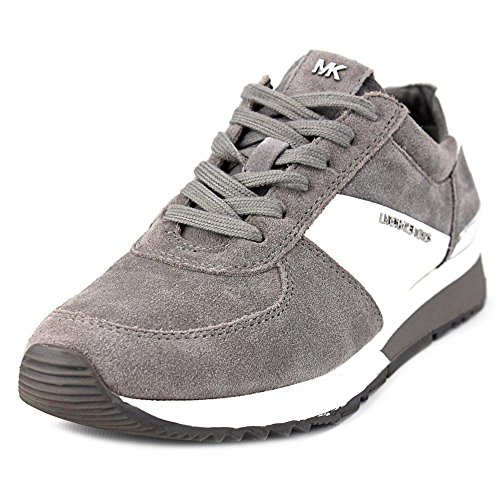 MICHAEL Michael Kors Women's Allie Trainers, Steel Grey, 10 B(M) US