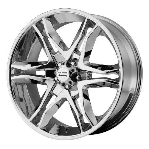 American Racing AR893 Mainline Chrome Machined Wheel (16x8''/6x139.7mm, 00mm offset)