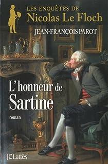 L'honneur de Sartine par Parot