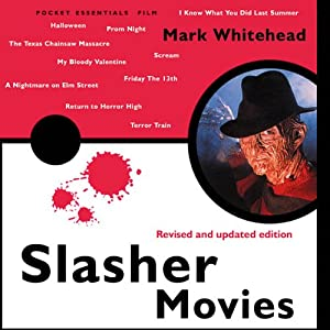 Slasher Movies Hörbuch
