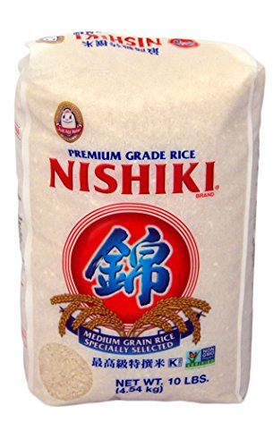 Which are the best rice nishiki 10 lb available in 2019?