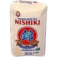 Nishiki Premium Sushi Rice, 10lbs