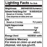ge cfl light bulbs - GE 3WAY CFL BULB DAYLGHT by GE LIGHTING MfrPartNo 63517