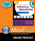 MindTap Communication for Verderber/Sellnow/Verderber's The Challenge of Effective Speaking, 16th Edition