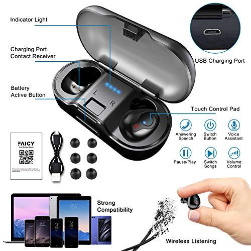 Buy wireless earbuds on amazon