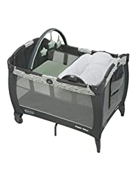 Graco Pack 'n Play Playard Reversible Napper & Changer LX Bassinet, Landry BOBEBE Online Baby Store From New York to Miami and Los Angeles
