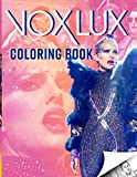 vox lux coloring book catching vox lux 2019 coloring book with unique images unofficial