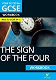 The Sign of the Four: York Notes for GCSE (9-1) Workbook