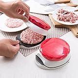 kitchen 67 nutrition DIY Hamburger Meat Press Tool New Cutlets Press Mold Food-Grade Plastic Hamburger Press Burger Maker Cooking Tool