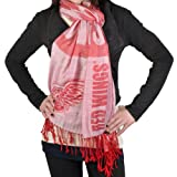NHL Detroit Red Wings Pashmina Fashion Scarf