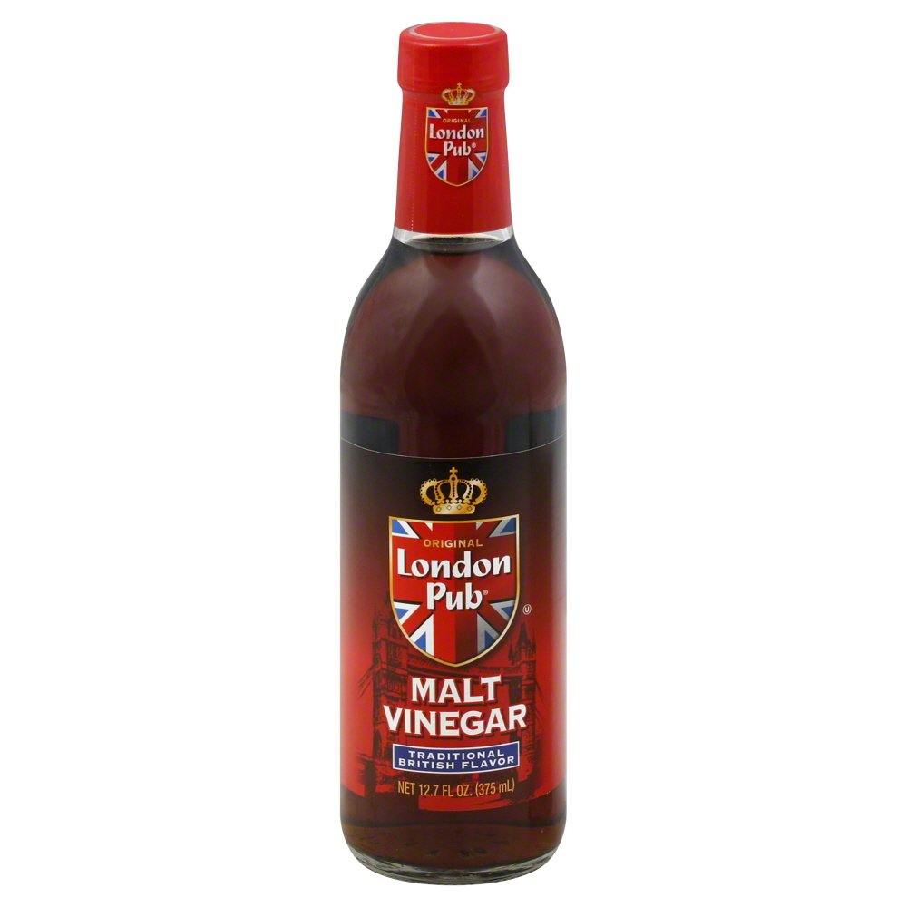 London Pub Malt Vinegar 12.7 OZ(Pack of 2)