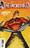img - for THE INCREDIBLES, #1 OF 4 (COMIC BOOK) book / textbook / text book
