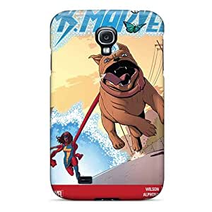 Great Hard Phone Cover For Samsung Galaxy S4 With Customized Trendy Strange Magic Skin ChristopherWalsh