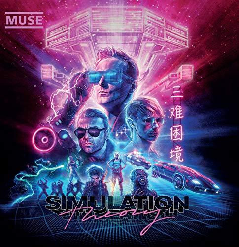 Muse - Simulation Theory [Disco de Vinil]