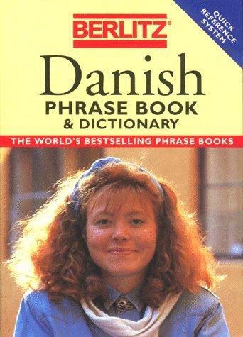 Berlitz Danish Phrase Book by Berlitz Guides (1993-10-01)