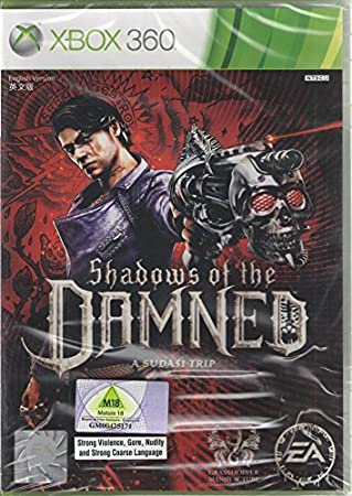 Shadows of the Damned - A Suda51 Trip (Region Free Asian Version)