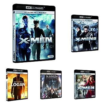Pack X-Men - Incluye: X-Men + X-Men 2 + X-Men 3 + X-Men ...