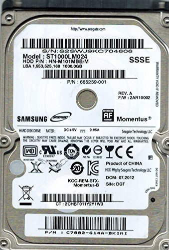 ST1000LM024 DRIVERS FOR MAC DOWNLOAD