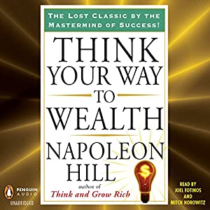 Think Your Way to Wealth Audiobook