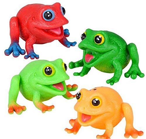 DollarItemDirect 2.75'' SQUEEZE CRYSTAL BALL FROG, Case of 144 by DollarItemDirect (Image #4)
