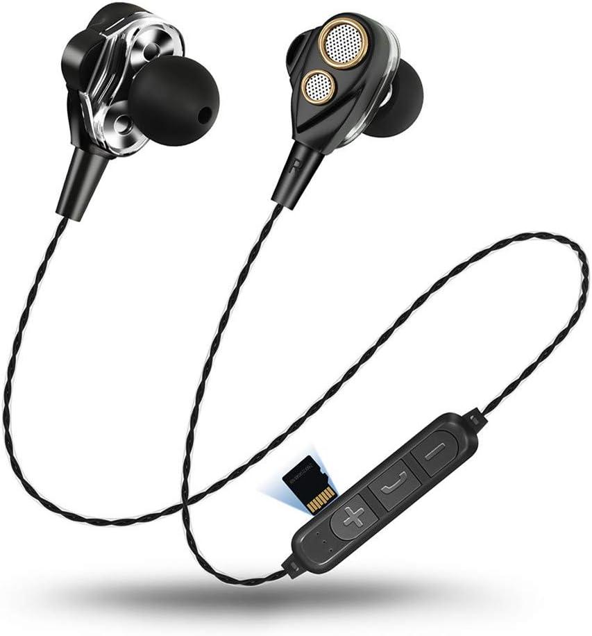 BSTLY Auriculares - Auriculares de Profesionales Ultraportátiles con, Para Mayor Respuesta y Diseño Cerrado Para un Aislamiento Superior