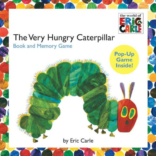 Download The Very Hungry Caterpillar Book and Memory Game (The World of Eric Carle) pdf epub
