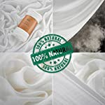 White-Muslin-Baby-Swaddle-Blanket-100-Organic-Cotton-Perfect-for-Swaddling-and-Nursering-Breathable-Soft-Cover-and-Wrap-and-Crib-Muslin-Blanket-Best-Receiving-for-Kids-Newborn-Boy-Girl