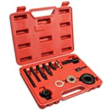Power Steering and Alternator Pulley Puller Remover And Installer 12 Piece Set From T1A