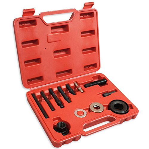 - Power Steering and Alternator Pulley Puller Remover And Installer 12 Piece Set From T1A