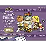 MotherWord Mom Ultimate 16-Month Calendar Deluxe, Sept 2016-Dec 2017, English, 18 X 12-1/2 Inches, MWFC01-2817