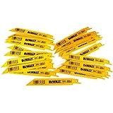 """25 DEWALT 6"""" RECIPROCATING SAW BLADES 14TPI BI METAL DW4808 FITS SAWZALL ;from#blattsbargains"""