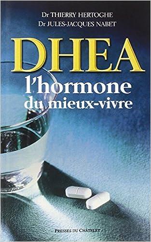 Lire DHEA, l'hormone du mieux-vivre pdf epub