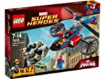 LEGO Super Heroes 76016: Spider-Helic...