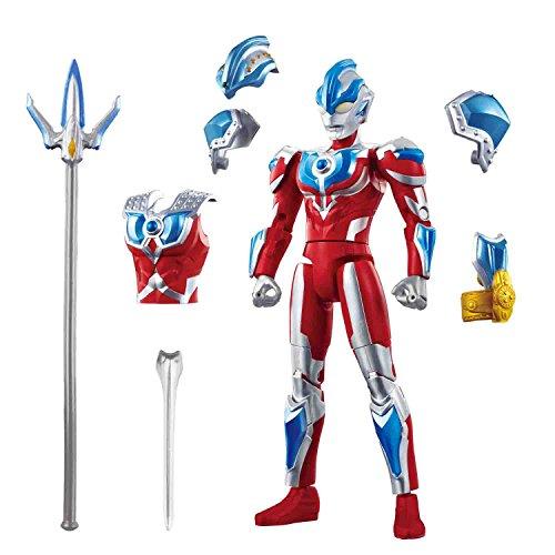 Ultra Change Series Ultraman Ginga Strium by Bandai