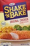 Shake 'n Bake ORIGINAL CHICKEN Seasoned Coating Mix 4.5oz (2 Boxes)