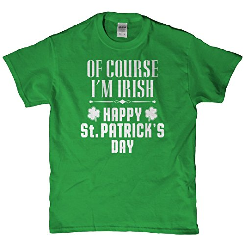 Minnesota Bobs - Happy St. Patrick's Day T (Happy Birthday Sig)
