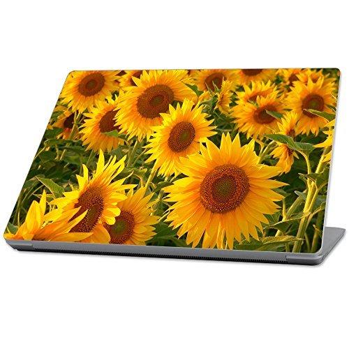 特別価格 MightySkins Protective Vinyl Durable and Unique Vinyl wrap cover Skin Sunflowers Laptop for Microsoft Surface Laptop (2017) 13.3 - Sunflowers White (MISURLAP-Sunflowers) [並行輸入品] B07898T3BQ, 寺泊町:5857afe8 --- senas.4x4.lt