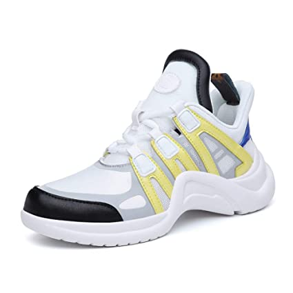 3935a28b19240 Amazon.com: Hasag Small White Shoes Women'S Shoes Fashion Mesh ...