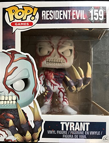 Funko Pop! Games Resident Evil Tyrant Exclusive 6″ Super Sized Vinyl Figure