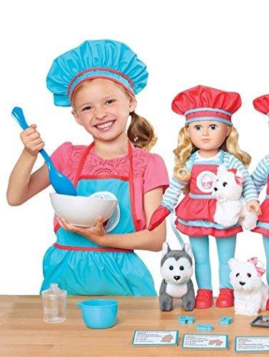 my-life-doll-as-18-pet-treat-baker-playset-24-piece-set-blonde-by-madame-alexander