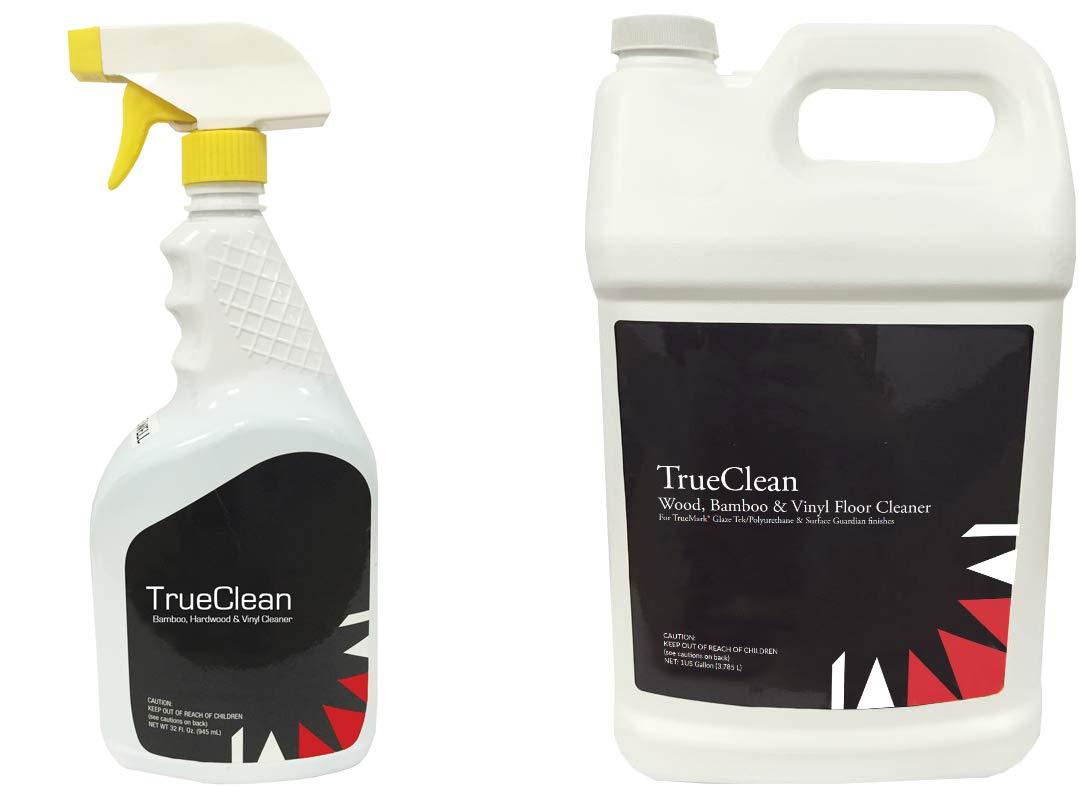 Trueclean Wood & LVT Cleaner (2, 32 oz + 1 Gallon) by Hallmark (Image #1)