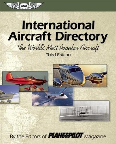 International Aircraft Directory: The World's Most Popular (Directory Cabinet)