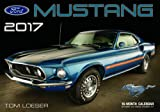 Ford Mustang 2017: 16-Month Calendar September 2016 through December 2017