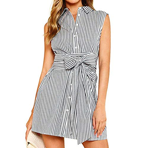 ✔ Hypothesis_X ☎ Off Shoulder Stripe Dresses for Women Ruffle Mini Dress Princess Dress Sexy Long Sleeve Dresses Black (Coat Weekender)