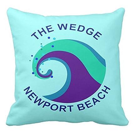 Amazon CarterIsaac The Wedge Newport Beach Sofa Pillow Cover Unique Newport Pillow Covers
