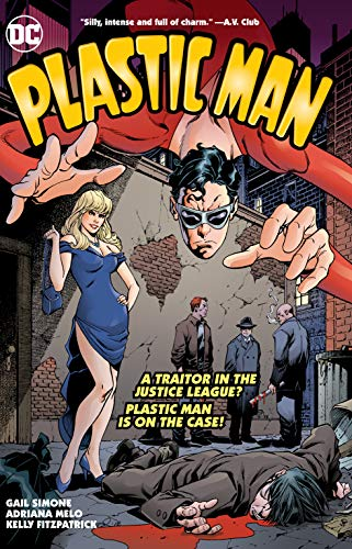 Pdf Graphic Novels Plastic Man
