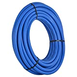SharkBite 1-Inch PEX Tubing, 500 Feet, BLUE, for Residential and Commercial Potable Water Applications