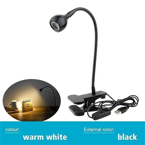 Fuente de alimentación USB Lámpara de escritorio con soporte for ...