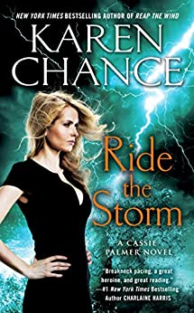 Ride the Storm (Cassie Palmer) by [Chance, Karen]