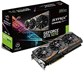 Asus STRIX-GTX1070-8G-GAMING Graphic Card GeForce GTX 1070 8GB